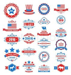 USA Presidential Election Day Photography By Colourbox US - Us electoral map vector graphic
