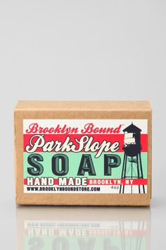 Brooklyn Bound Park Slope Soap
