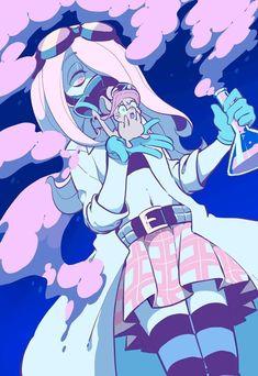 Anime Toon, Fanarts Anime, Anime Comics, Kawaii Anime, Little Wich Academia, My Little Witch Academia, Character Art, Character Design, Animated Icons