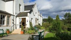 Cairngorm Lodge Exterior
