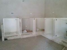 Costruire una cucina in muratura con mobili ikea nel 2018   Κουζίνα ...