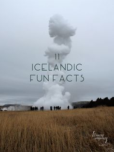 Iceland is an amazing country. Guess you didn't know these 11 fun facts about the land of ice and fire