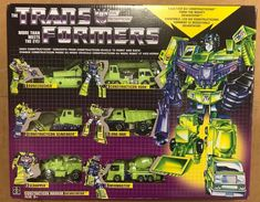 FACTORY SEALED Transformers G1 Devastator reissue 2018 Walmart Exclusive HTF