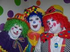 where can i find pictures of clowns?   Whatever you do in word or deed, do it in the name of the Lord ...
