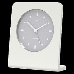 AC 01 Alarm Clock by Jasper Morrison