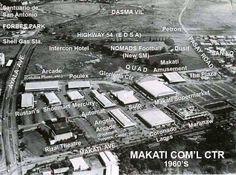 Makati cbd in the Philippine Architecture, Makati City, Manila Philippines, Ol Days, Pinoy, San Antonio, Bookmarks, Childhood Memories, Arcade
