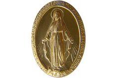 La Medalla Milagrosa, uno de los objetos más venerados del mundo Personalized Items, World, Miraculous, Objects