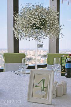 Дмитрий и Дарья. Воздушная зеленая свадьба на высоте  Aerial green wedding