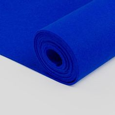 3mm - #59 - Royal Blue - 100% Merino Wool Felt