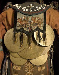 Shaman's Bronze Mirrors at 3Worlds - The Shamanism Website