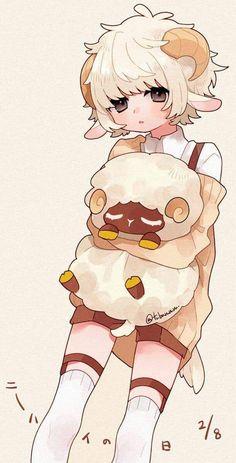 Anime Characters With Short Hair Cute Kawaii Drawings, Anime Girl Drawings, Anime Art Girl, Cute Anime Chibi, Cute Anime Boy, Kawaii Anime, Arte Do Kawaii, Kawaii Art, Cute Art Styles