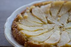 This ultra moist cake is rich and delicious with almond flour and coconut oil forming the base. The cardamom and a hint of ginger complement the pears, and when you bring all these layers of ...