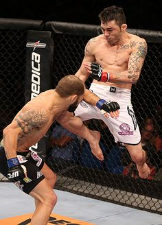UFC featherweight Rony Jason