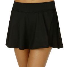 Nike Baseline Skirt Women - Black