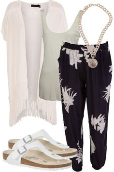 Honolulu Vacations Outfit includes Betty Basics, Birkenstock, and Wish at Birdsnest Fashion