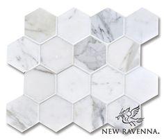Hex 7cm | New Ravenna Mosaics