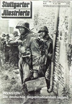 SS-Sturmmann Otto Funk of 25.Panzer-Grenadier 12th SS-HJ photographed by SS-PK Woscidlo after their failed counterattack in which the Commander of Panzer Regiment 12, Max Wünsche and the chief of 3./Kompanie, Rudolf Von Ribbentrop, were wounded. The men gathered near R13 in Rots.