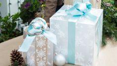 Tanya Memme's DIY Lighted Holiday Gift Box