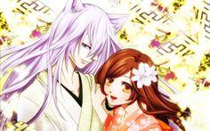 Tomoe and nanami | kamisama kiss