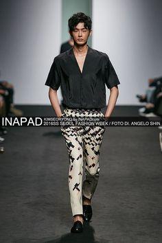 Kimseoryong  Spring Summer 2016 Primavera Verano - #Menswear #Trends #Tendencias #Moda Hombre