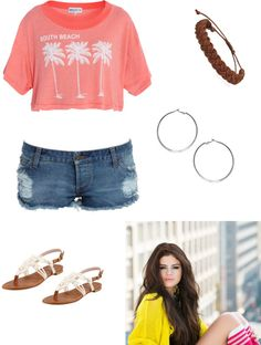 """""""beach"""" by awesome-11 on Polyvore"""