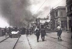 1917 ΠΥΡΚΑΓΙΑ ΠΑΡΑΛΙΑ