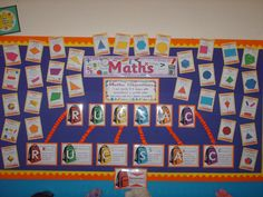 Problem solving display in schools - RUCSAC is a system used by many school and by us.  We work alongside your teachers - towards the same goal
