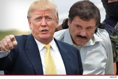 Donald Trump Calls in FBI El Chapo  #ElChapo