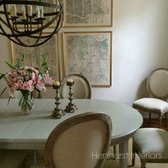 Dining Room by Henhurst Interiors