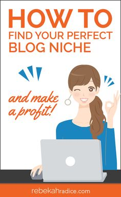 How To Find Your Perfect Blog Niche (and Make a Profit) Social Media Marketing Business, Affiliate Marketing, Marketing Videos, Marketing Strategies, Marketing Plan, Content Marketing, Online Marketing, Co Working, Blog Topics