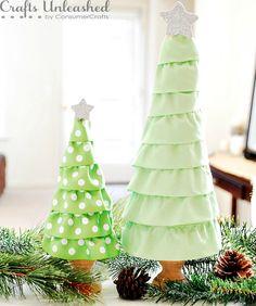 ATELIER CHERRY: Árvore de natal graciosa