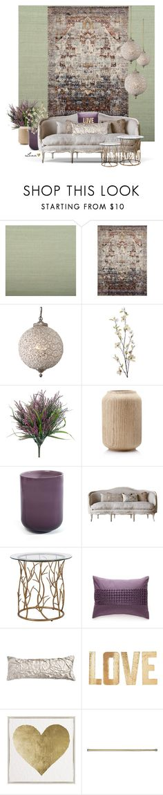 """Interior"" by lenadecor ❤ liked on Polyvore featuring interior, interiors, interior design, home, home decor, interior decorating, Ballard Designs, Ethan Allen, Pier 1 Imports and applicata"