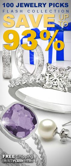 Up to 93% Off 100 Jewelry Picks