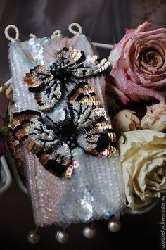 """Браслет """"Танец бабочек"""" - Katrina Mayzengelter - Ярмарка Мастеров http://www.livemaster.ru/item/10638079-ukrasheniya-braslet-tanets-babochek"""
