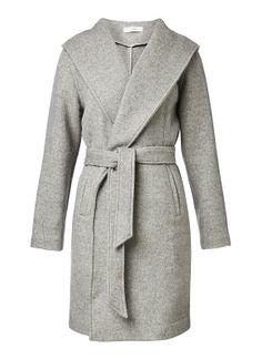 Womens Jackets & Coats | Wrap Coat | Seed Heritage