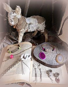PANAMY Gallery # jewels # vitrine Noël