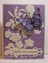 Image result for cards made with anna griffin dies