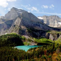 Glacier National Park's top wow spots | Grinnell Glacier