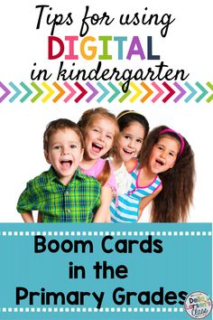 From morning work to digital learning centers learn these top tips for implementing Boom cards into your primary classroom. Flipped Classroom, Primary Classroom, Kindergarten Classroom, Google Classroom, Kindergarten Readiness, Classroom Decor, Learning Centers, Literacy Centers, Fun Learning