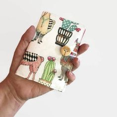 A cute card holder for a llama 🦙 lover Business Card Holders, Business Cards, Fabric Feathers, Cute Llama, Wooden Tree, Bank Card, Minimalist Wallet, Cute Cards, Wallets For Women