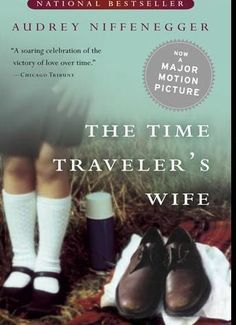 """the time traveler's wife"" is the classic, star-crossed love story #greatbooks"