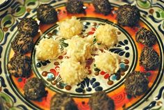 Brazilian Beijinhos and Brigadeiros- candy that kids can make for holiday parties, or anytime:).