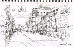 rw.sketch: 1 เยาวราช