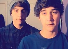 Jai and Luke Brooks <3