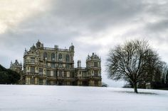 Wayne Manor - Wollaton Hall