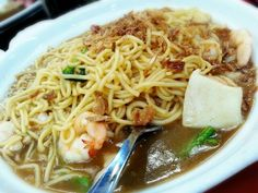 Wow lovely Penang mee goreng that is not too heavy like in Singapore