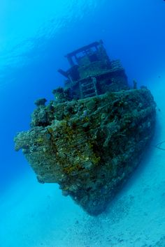 GREAT SCUBA SITE....  Tug boat St. Thomas - can't wait to do some diving in St Thomas!!