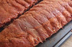 The starting place of great barbecue ribs is the rub. These rib rub recipes give that authentic barbecue flavor while bringing out the most of the ribs. Best Barbecue Sauce, Barbecue Ribs, Barbecue Recipes, Grilling Recipes, Cooking Recipes, Smoker Recipes, Bbq Meals, Dinners, Vegetarian Grilling