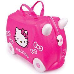 Maleta correpasillos Hello Kitty - Trunki