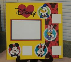 Disney Swap layout- page by tayransom - Cards and Paper Crafts at Splitcoaststampers Disney Scrapbook Pages, Baby Scrapbook, Scrapbook Paper Crafts, Scrapbook Cards, Scrapbook Layout Sketches, Scrapbooking Layouts, Digital Scrapbooking, Disney Cards, Disney Trips